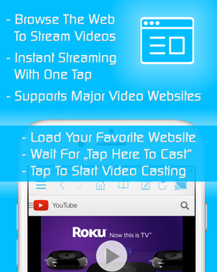 Video & TV Cast | Roku Player screenshot 13