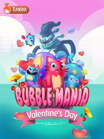 Bubble Mania Valentine's Day screenshot 10