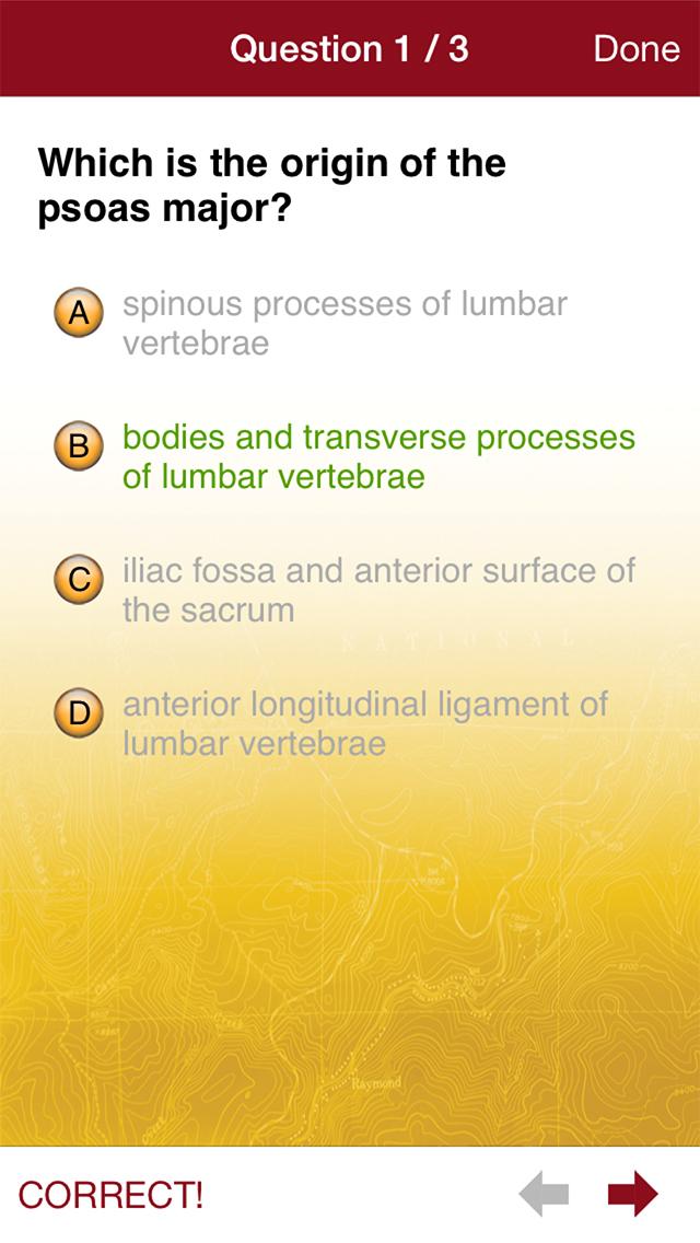 AnatomyMapp Lite screenshot 5