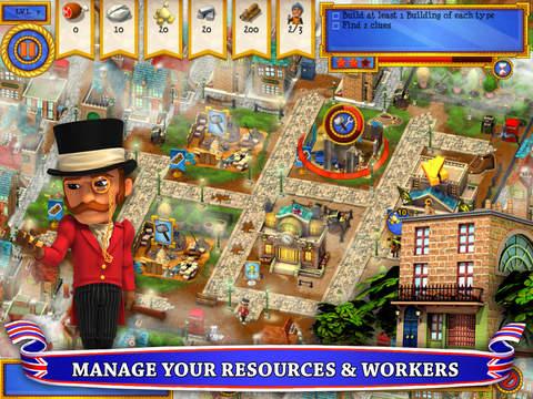 Monument Builders : Big Ben screenshot 7