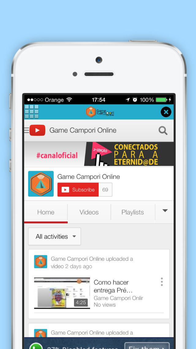 Game Campori Online screenshot 2