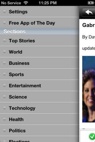 Top News - Google edition - náhled
