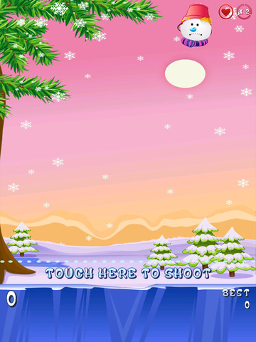 Super Snowman Sniper screenshot 4