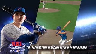 R.B.I. Baseball 15 screenshot 1
