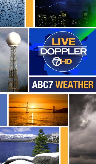 ABC7 Weather: SF/Bay Area screenshot 1
