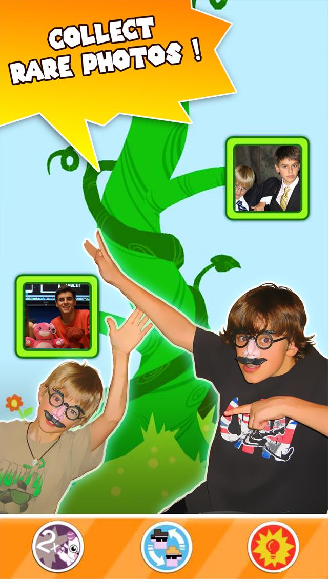Jack & Jack Vines Puzzle Game screenshot 5