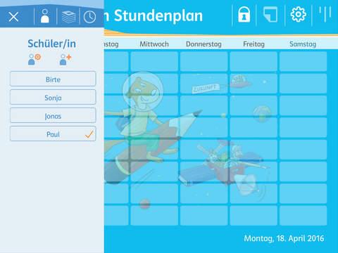 Der Piri - Stundenplan screenshot 4