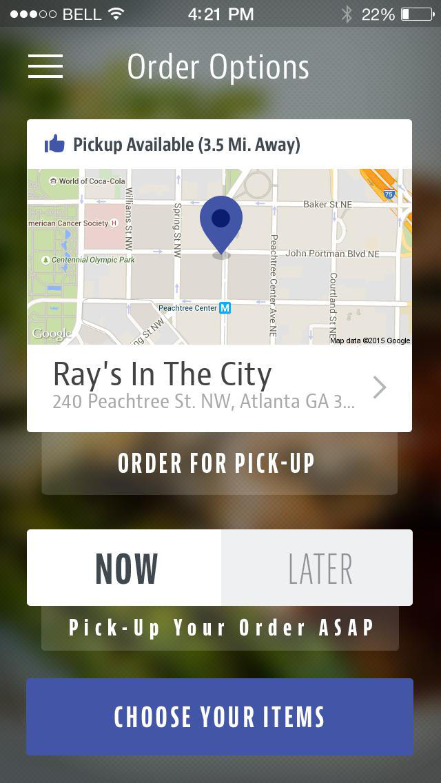 Ray's In The City screenshot 2