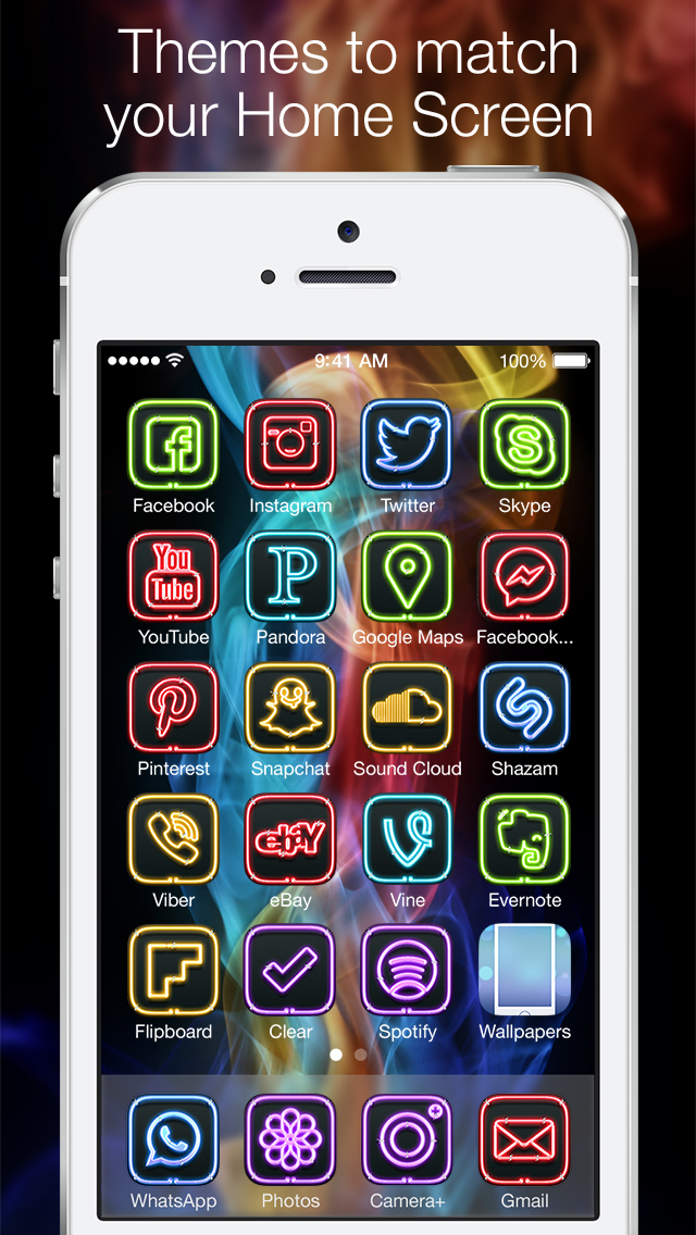 Wallpapers & Themes for Me screenshot 4