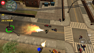 Grand Theft Auto: Chinatown Wars screenshot 5