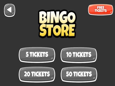 Bingo Christmas Game screenshot 9
