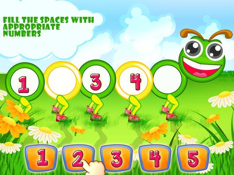 Preschool Numbers - Play & Learn HD Lite screenshot 8