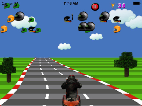 Crazy Bike Racing screenshot 7