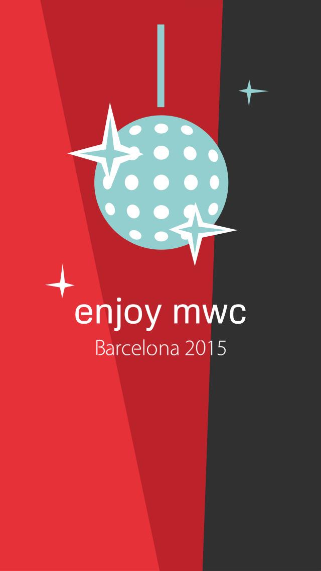 Enjoy MWC screenshot 1