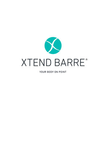 Xtend Barre screenshot #1