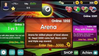 SnookerOL screenshot 1