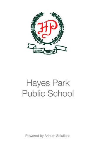 Hayes Park Public School - náhled