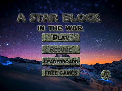 A Star Block in the War screenshot 10