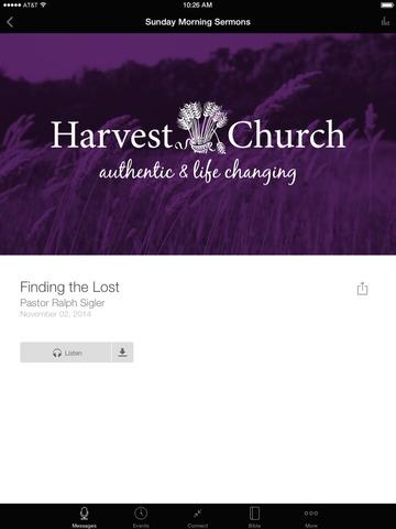 Harvest Church Dothan screenshot 6