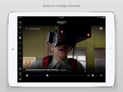 Yahoo Screen — Watch free live concerts, video clips, tv, and more! screenshot 7