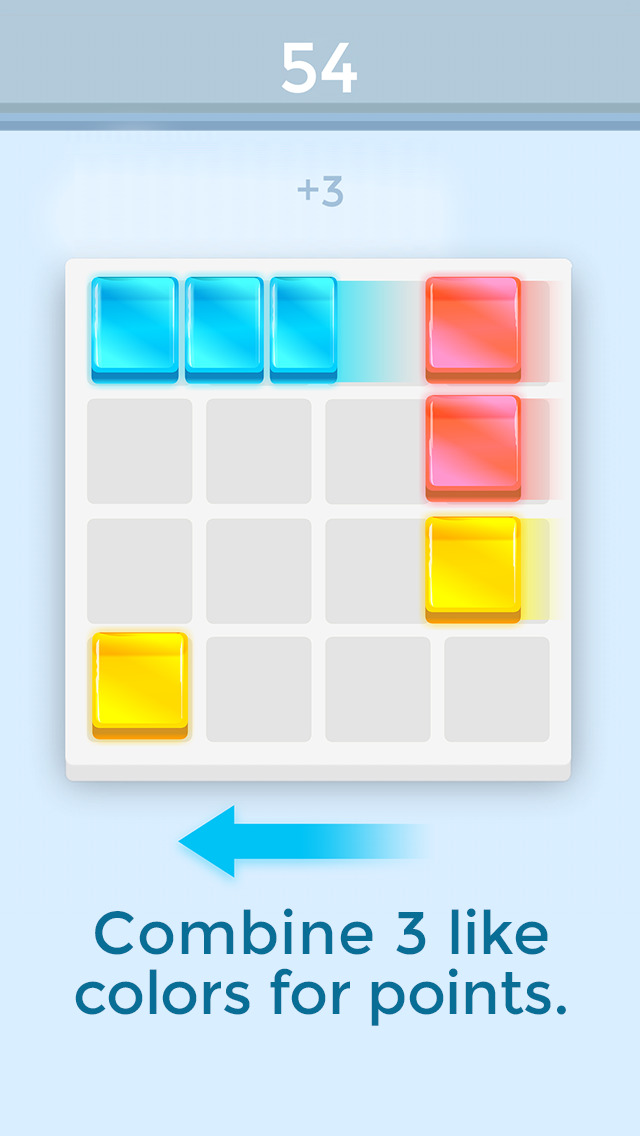 Swipe 3™ screenshot #1