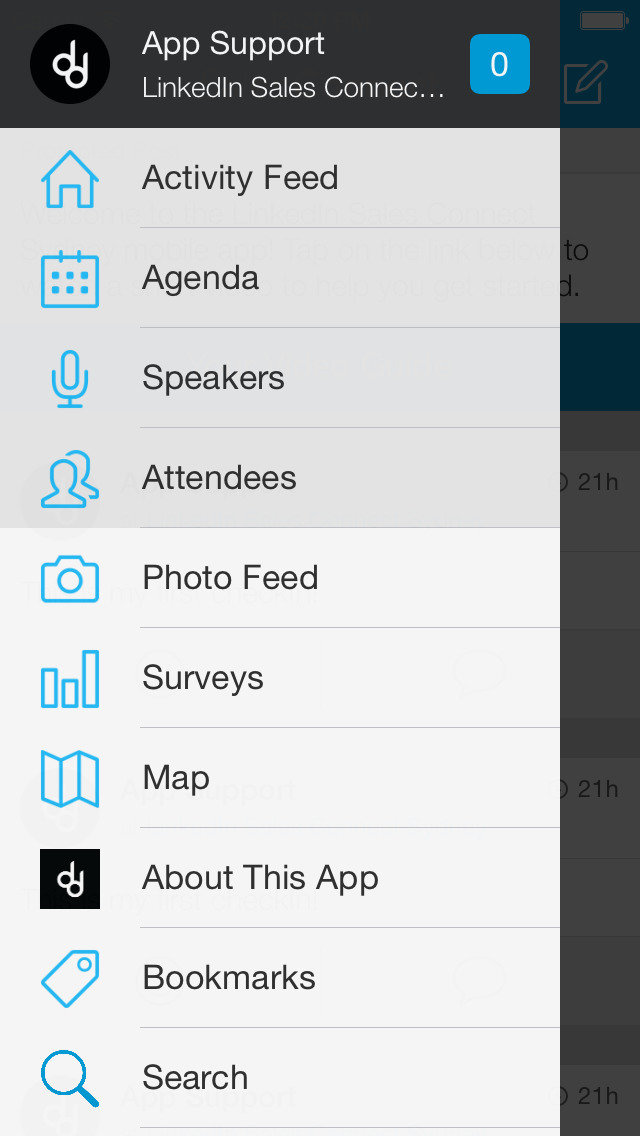 LinkedIn Sales Connect Sydney screenshot 2