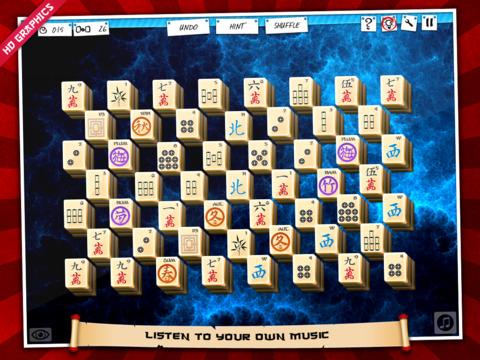 1001 Ultimate Mahjong screenshot #4