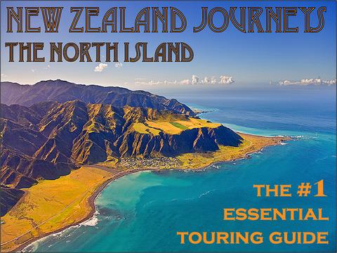 New Zealand Journeys, North Island - náhled