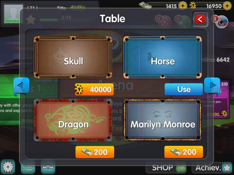 SnookerOL screenshot 9