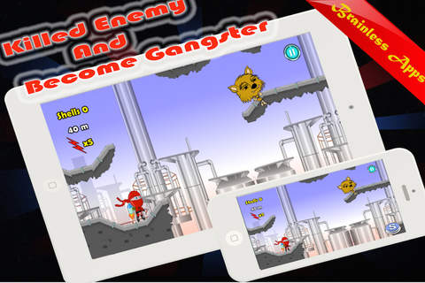 Ninja Warriors-An Awesome Warrior's Wicked Game fo - náhled