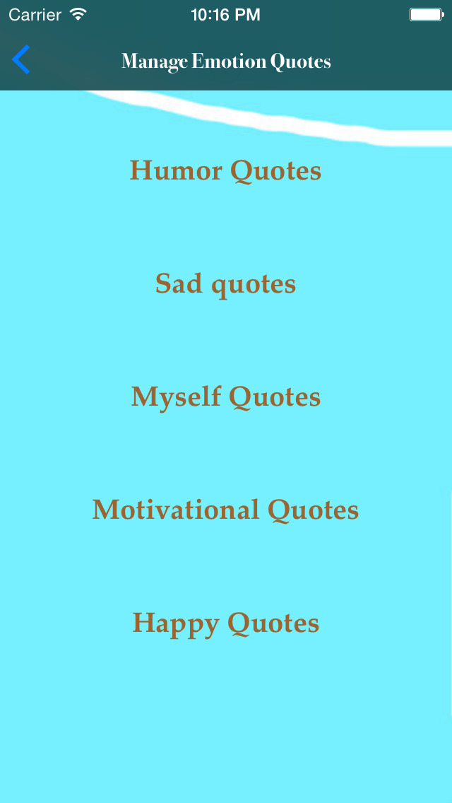 Emotion Management: Everyday Handbook about How to deal with anger, disappointment and sadness screenshot 2