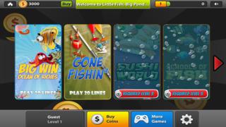 Fish Slots Craze House of Rich-es Las Vegas Casino - Win Big with Fun Xtreme Slot Machine Game Free screenshot 1