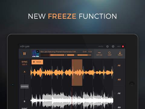 edjing Pro - music remix maker screenshot 9