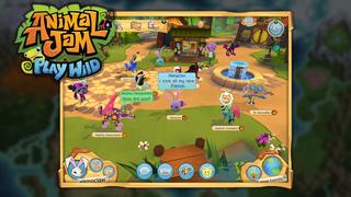 Animal Jam screenshot 4
