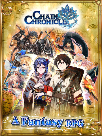 Chain Chronicle - Line Defense RPG screenshot 6