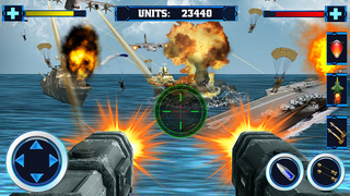 Navy Battleship Attack 3D screenshot 2