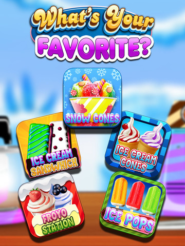 """ A AmazeBalls Candy Froyo Maker – Customer Frozen Yogurt Creator Free screenshot 7"