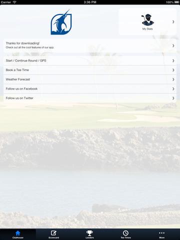Mauna Lani Golf screenshot 7