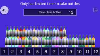 Puzzle of Taking how many bottles ( PK in bar ) screenshot 2