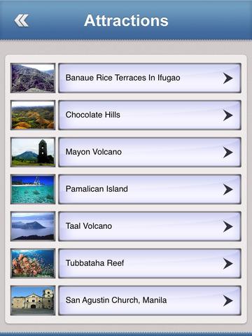 Philippines Essential Travel Guide screenshot 8