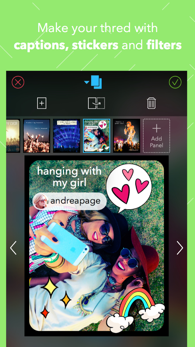THRED - Endless Entertainment screenshot 3