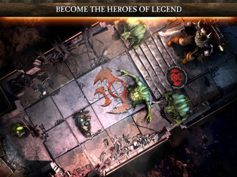 Warhammer Quest screenshot 10