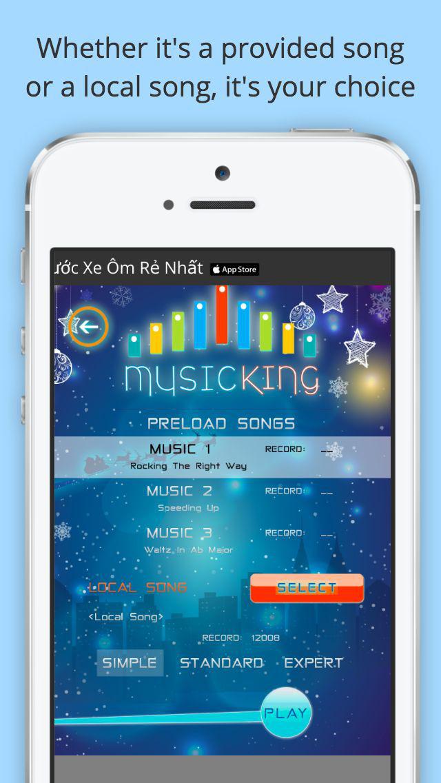 Music King screenshot 1