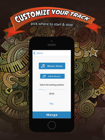 Add Music & Video Editor - Enter Video-Shop screenshot 8