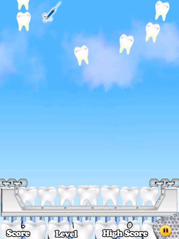Free Game Plaque Attack Dentist Defense screenshot 7