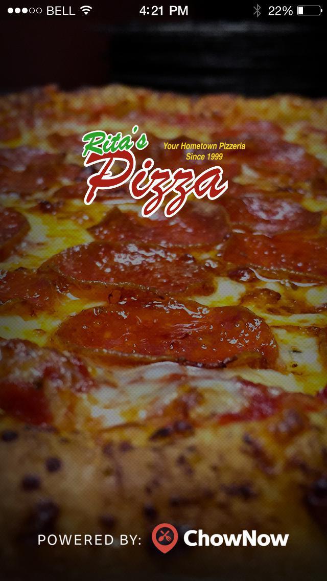 Rita's Pizza screenshot 1