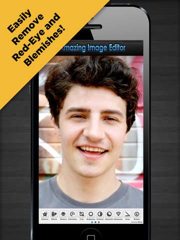 Image FX - The Photo & Selfie Image Editor screenshot 7