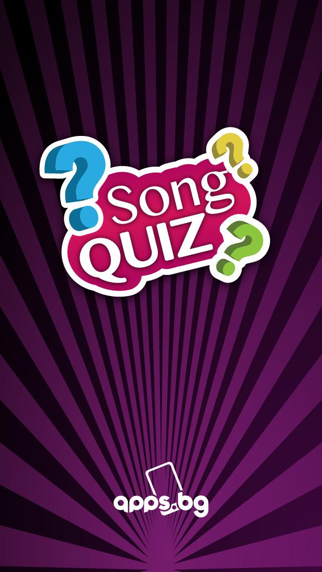 Song Quiz - Guess songs screenshot 4