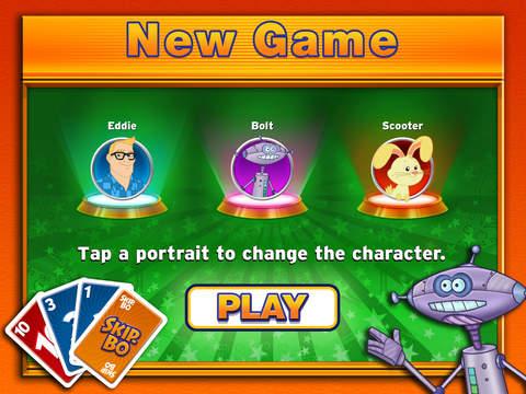 Skip-Bo™ - The Classic Family Card Game screenshot 9