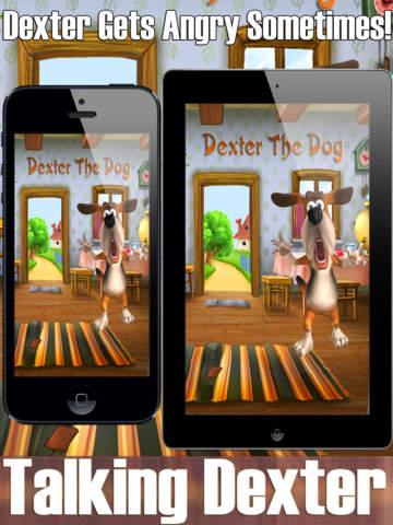 Dexter - The Talking Chatty Dog screenshot 5